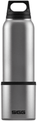 Sigg Hot & Cold Brushed Kulacs, 0,75 L