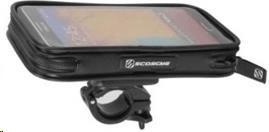 """Scosche voděodolné pouzdro pro telefony na kolo, 5,5"""", černé"""