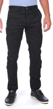 GLOBE pánské kalhoty Goodstock Cargo 33 čierna