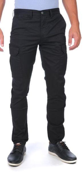 GLOBE pánské kalhoty Goodstock Cargo 33 černá