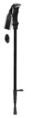 Pohodne palice Hill 3SC, črno-sive