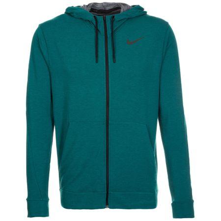 Nike jopa Dri-Fit Training Fleece, turkizna, velikost XXL