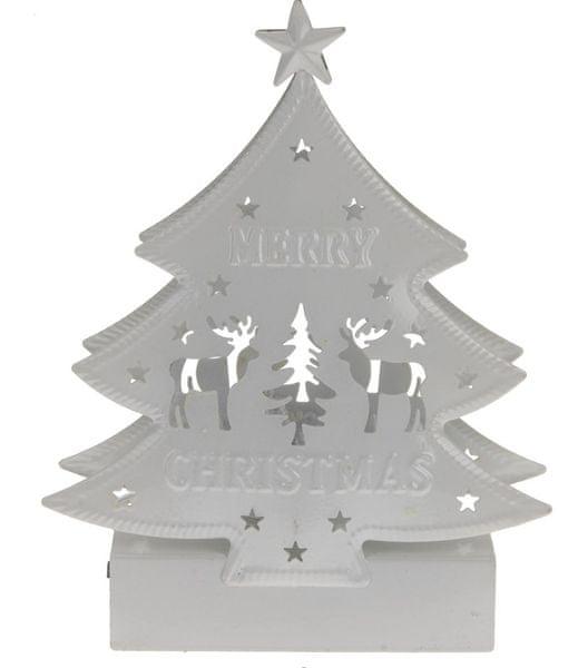 Metalac Svítící dekorace Stromek s jeleny