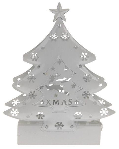 Metalac Svítící dekorace Strom s jelenem