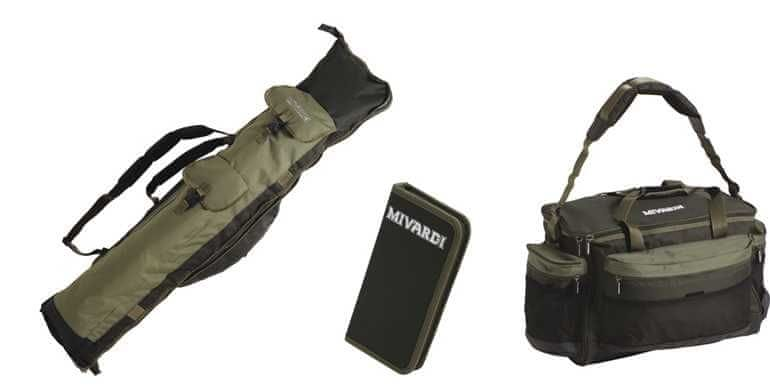 MIVARDI Set Carp Luggage Set - Premium 145