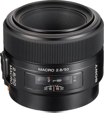 Sony objektiv SAL-50 mm F 2,8