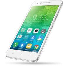 Lenovo mobilni telefon C2, bijeli