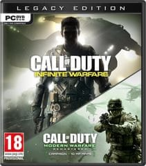 Activision Call Of Duty: Infinite Warfare Legacy (PC)
