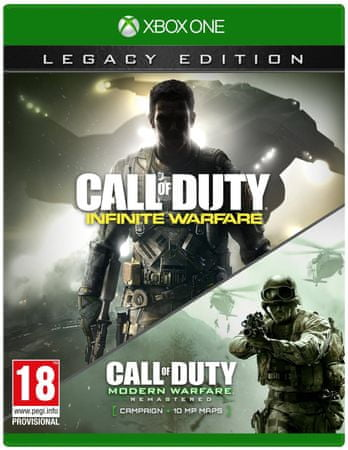 Activision Call Of Duty: Infinite Warfare Legacy (Xbox One)