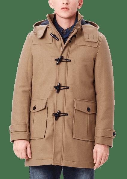 s.Oliver pánský kabát L hnědá