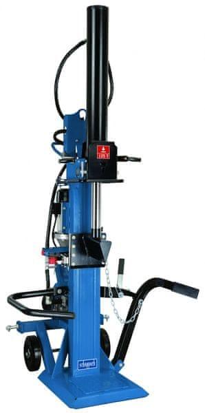 Scheppach HL 2500 GM Hybridní štípač na dřevo 25 t