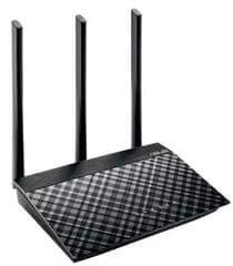 Asus RT-AC53 Gigabit Dualband Wireless AC750 Router, 2x gigabit RJ45