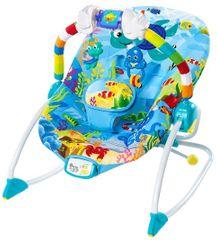 Baby Einstein Houpátko vibrující s melodií Ocean Adventure, 0m+, do 18 kg