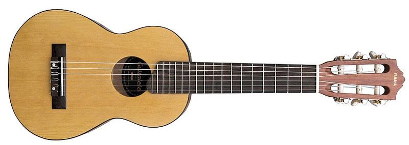 Yamaha GL1 Akustické kytarové ukulele