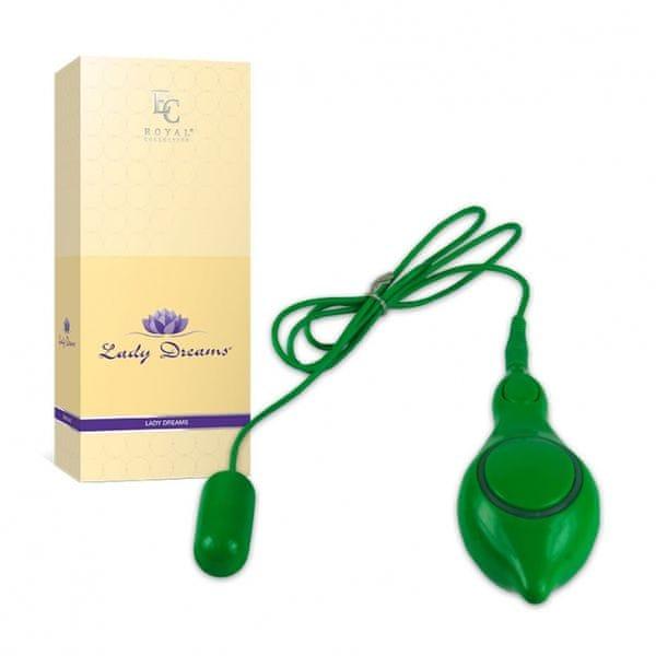Vibrační Vajíčko - Link Green