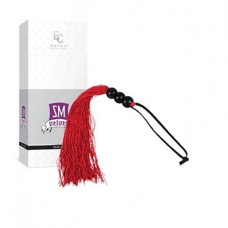 Korbáč s guličkami - Whip Red