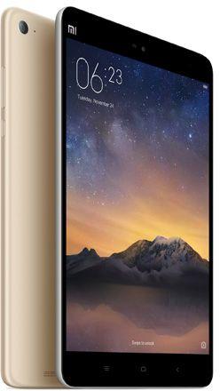 Xiaomi MiPad 2 16GB - zlatá