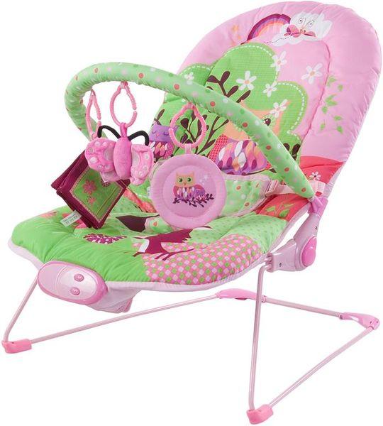 Sun Baby Dětské lehátko, Pink heart