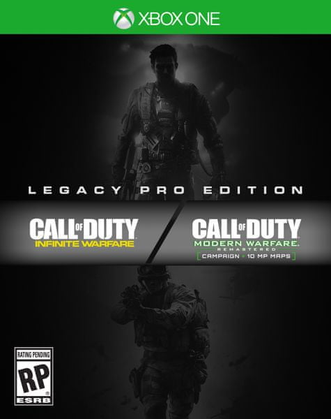 Activision Call of Duty: Infinite Warfare Legacy Pro edition / Xbox One