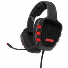 Ozone slušalke Rage Z90, črne