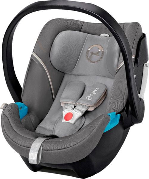 Cybex Aton 5 2017, Manhattan Grey