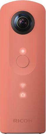 Ricoh video kamera Theta SC, roza