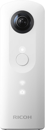 Ricoh video kamera Theta SC, bela