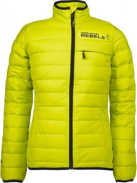 Head Race Team Insulated Jacket Women Yellow L