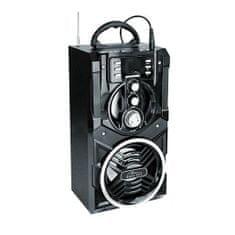 Media-Tech przenośny głośnik bluetooth karaoke MT3150