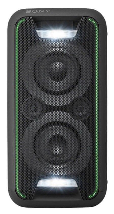 Sony GTK-XB5B přenosný reproduktor, černá
