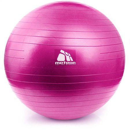 Meteor Piłka fitness 55 cm z pompką