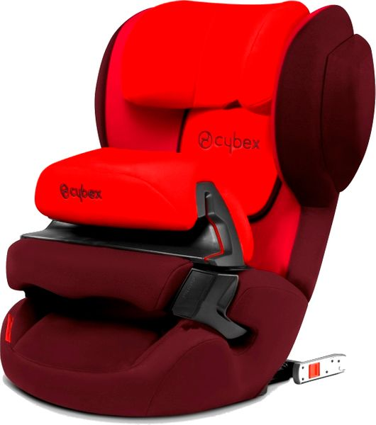 Cybex Juno 2-Fix 2017, Rumba Red