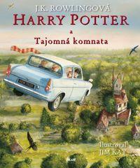 Rowlingová Joanne K.: Harry Potter 2 a Tajomná komnata – Ilustrovaná edícia