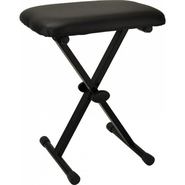 Stagg KEB-A10 Klavírní stolička