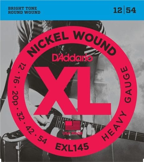 Daddario EXL145 Struny pro elektrickou kytaru