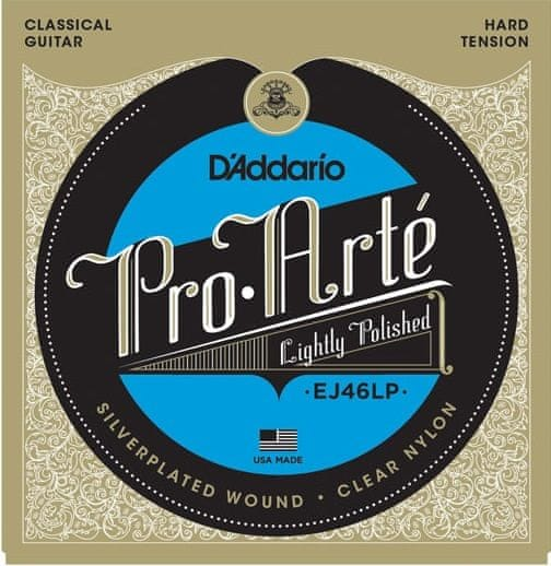 Daddario EJ46LP Nylonové struny pro klasickou kytaru