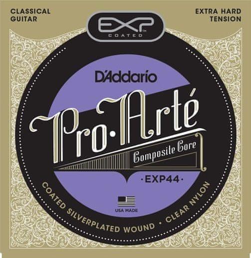 Daddario EXP44 Nylonové struny pro klasickou kytaru