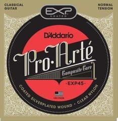 Daddario EXP45 Nylonové struny pro klasickou kytaru