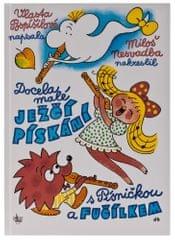 KN Docela malé ježčí pískání + Zobcová flétna Škola hry na zobcovou flétnu