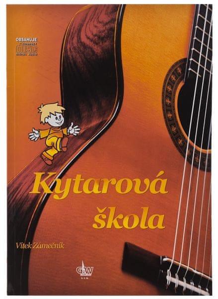 KN Kytarová škola - Vítek Zámečník Škola hry na kytaru