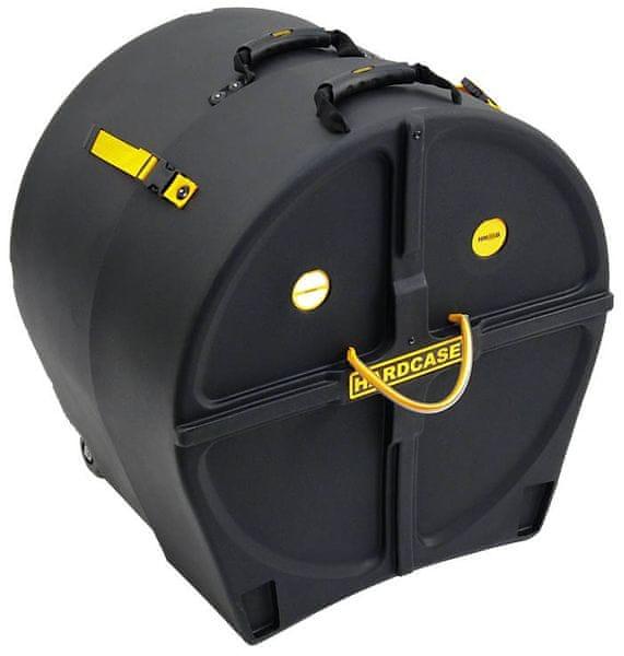Hardcase HN20B Pevný obal na basový buben