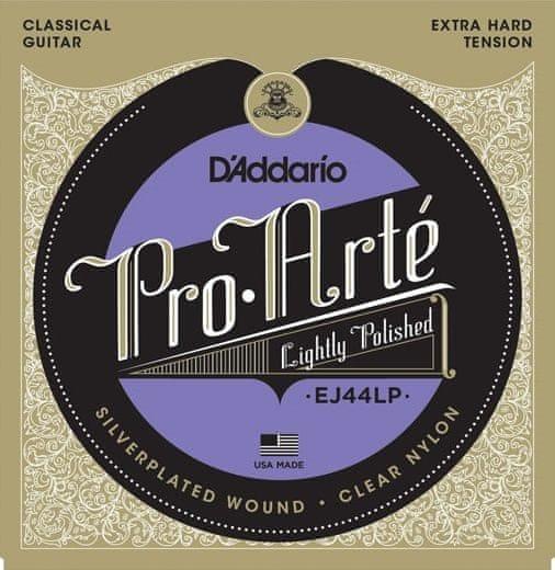 Daddario EJ44LP Nylonové struny pro klasickou kytaru