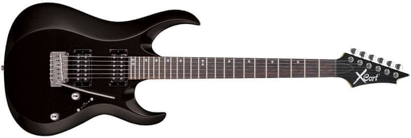 Cort X-2 BK Elektrická kytara