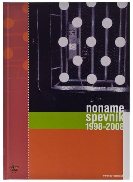 KN No Name - Spevník 1998–2008 Zpěvník