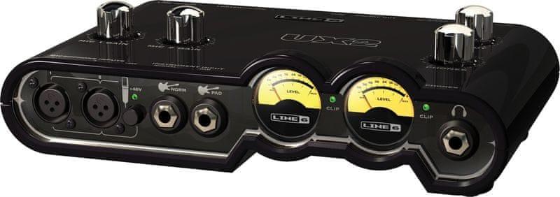 Line6 POD STUDIO UX2 USB zvuková karta