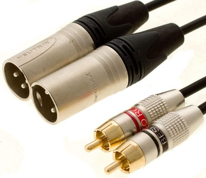 Bespeco RCM150 Propojovací kabel
