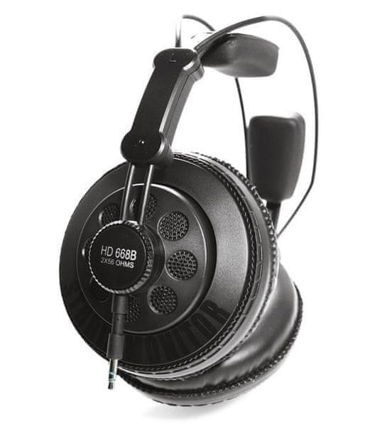 Superlux HD668B Studiová sluchátka
