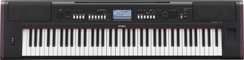 Yamaha NP-V80 Piaggero Přenosné digitální stage piano