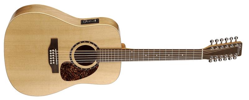 Norman Encore B20 12 Presys Dvanáctistrunná elektroakustická kytara