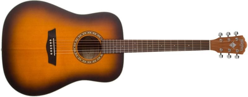 Washburn WD7S ATBM Akustická kytara